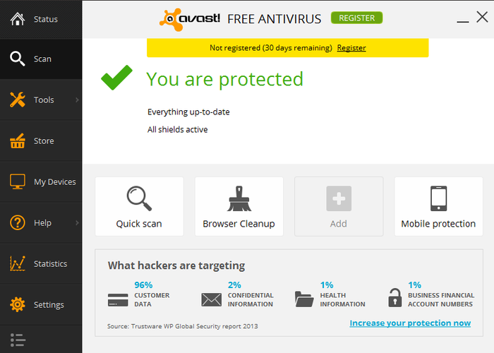 avast free antivirus 2016 download