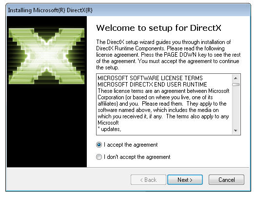 directx 11 offline setup standalone installer free download