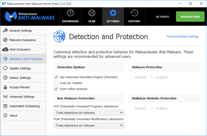 malwarebytes anti-malware offline setup standalone installer download