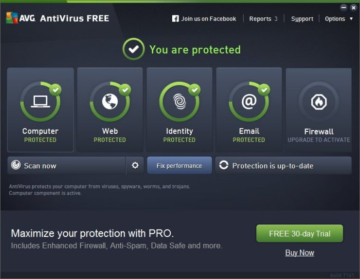 AVG AntiVirus Free Download Installer