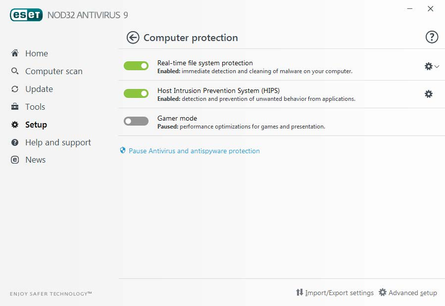 Antivirus ESET NOD32 Free Download Full Offline Installer
