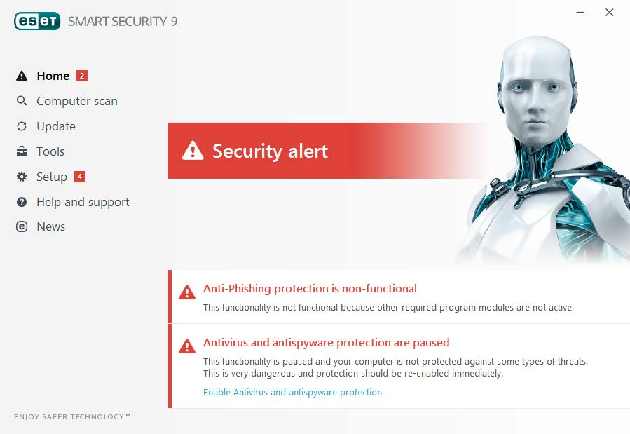 Download ESET Smart Security Offline Full Installer