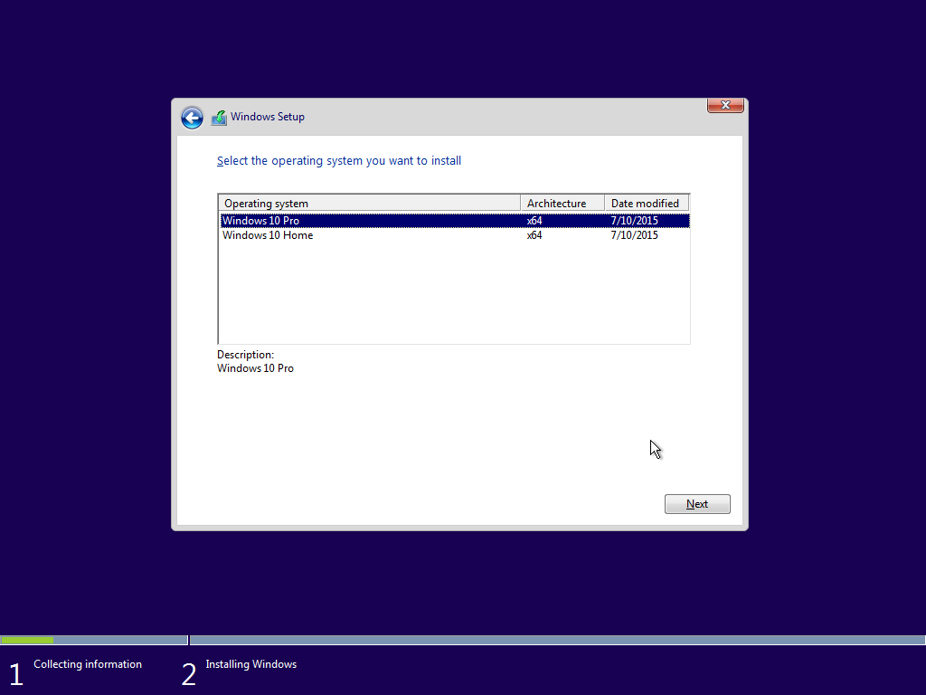 Download Windows 10 Pro-Home 32 64 ISO