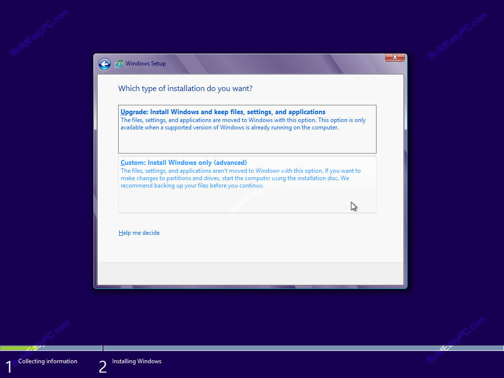 Download Windows 8 32 / 64 ISO