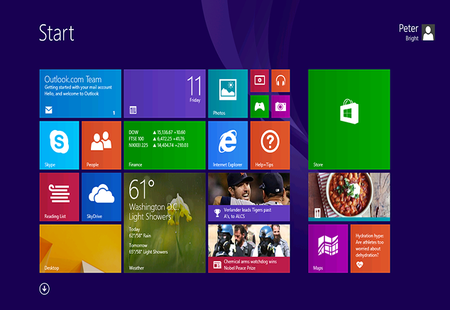 Download Windows 8.1 32 / 64 ISO