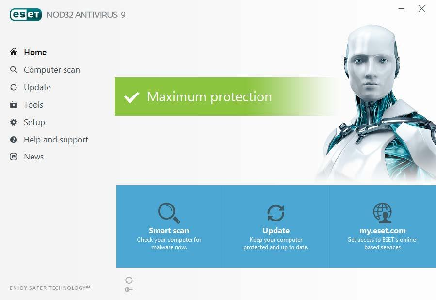 ESET NOD32 Antivirus Free Download Full Version