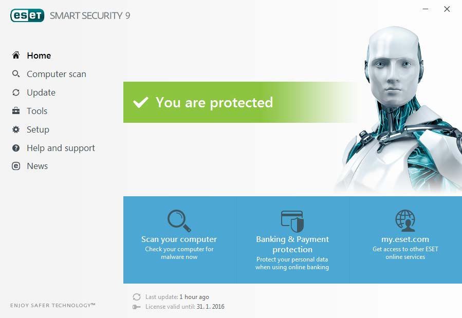 ESET Smart Security Free Download Full Version