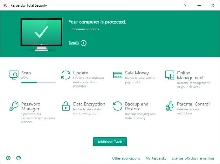 Kaspersky Total Security Free Download 2016 Edition