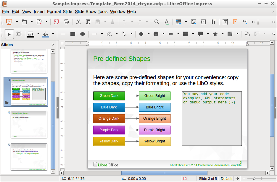 LibreOffice Writer Impress Calc Download Standalone Setup