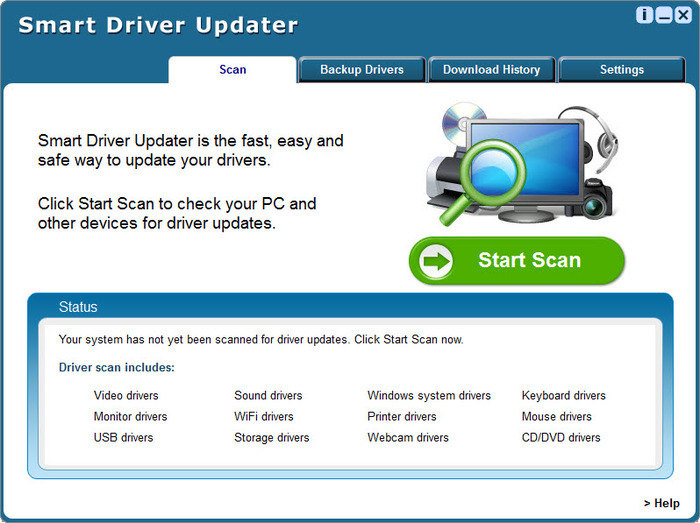 Smart Driver Updater Free Download Latest Version