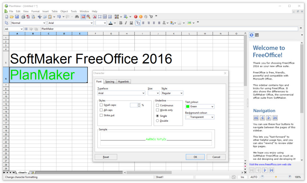 SoftMaker FreeOffice Download offline standalone installer