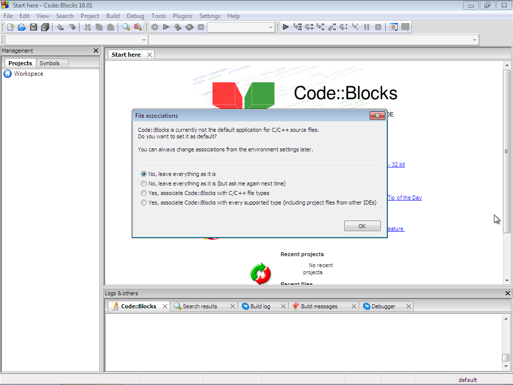 Code Blocks Free Download Latest Version
