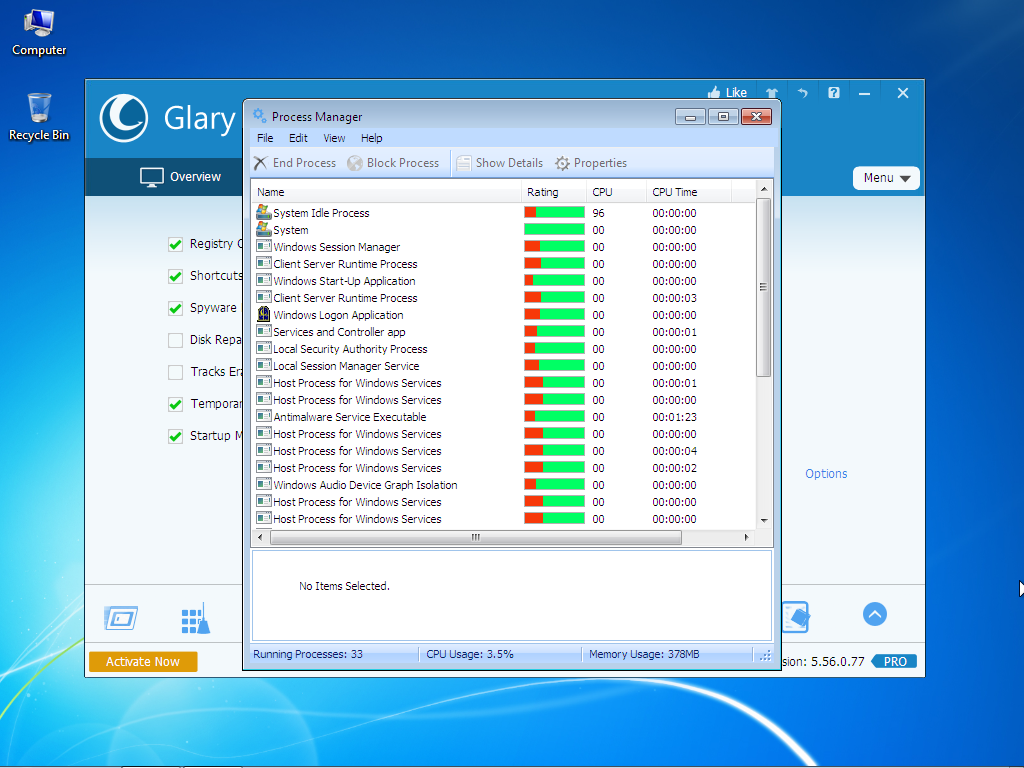 Download Glary Utilities Pro Offline Standalone Installer