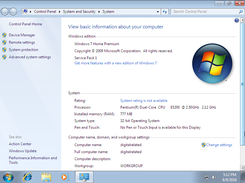 Windows 7 Home Premium Download 32 64 Standalone Setup